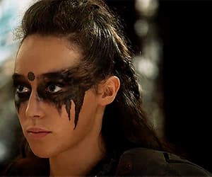 commander, the 100, and gif image