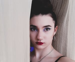 aesthetic, pale, and eyes image
