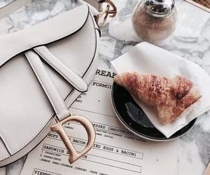 bag, fashion, and food image