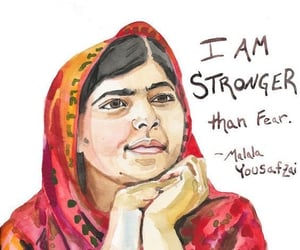 feminism, woman, and strong image