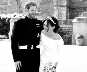 couple, prince harry, and wedding image