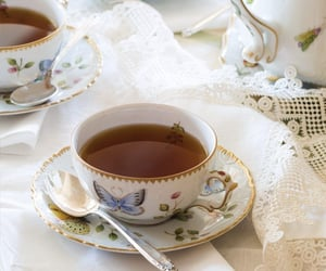 aesthetic, photography, and tea image
