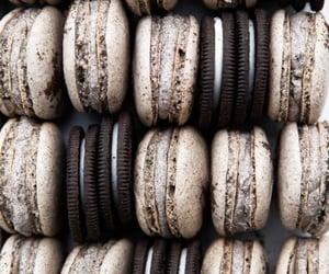 oreo, sweet, and chocolate image