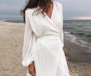 fashion, sea, and beach image