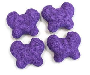 girls toy, beanbags, and purplebutterfly image