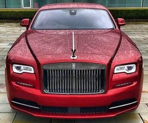 car, cars, and royal image