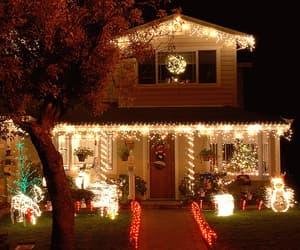 christmas, gif, and merry christmas image