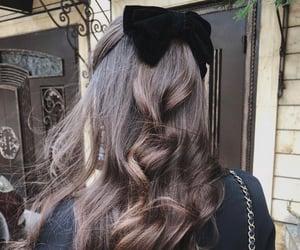 fashion, hair, and pretty image