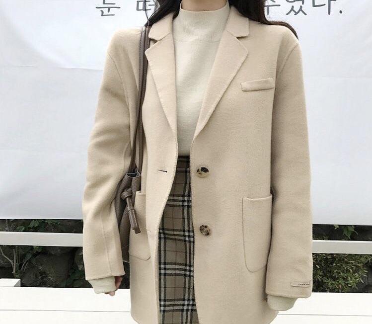fashion, kstyle, and asian fashion image