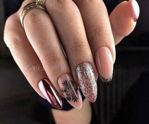 2020, nail art, and new year image