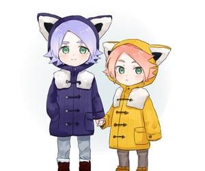 shirou fubuki, shawn frost, and atsuya fubuki image