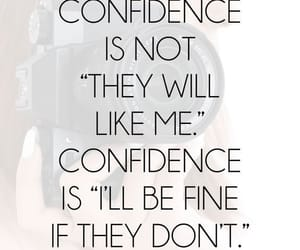 confidence, words, and quotes image