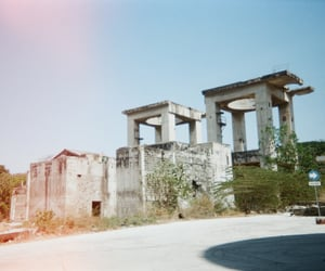 35mm, manufacturing, and abandoned image