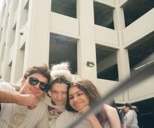 cast, euphoria, and friends image