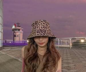 filters, lookbook, and pink skies image