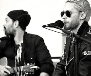 30 seconds to mars, jared leto, and vocalist image