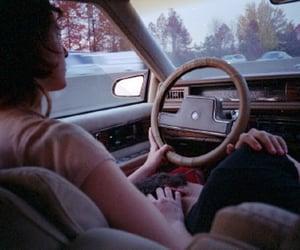 car, couple, and tumblr image
