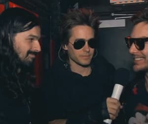 30 seconds to mars, drummer, and jared leto image