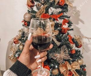christmas and wine image