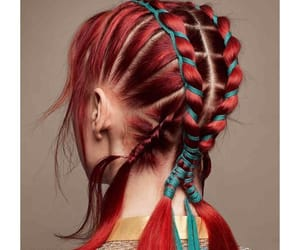 colour, hair, and styles image