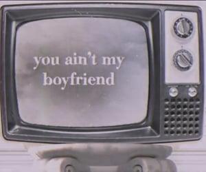 boyfriend, Lyrics, and ariana grande image