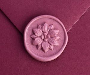 antique, botanical, and envelope image