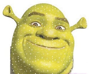 blessed, green, and sherk image