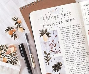 aesthetic, inspiration, and journal image