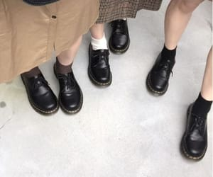 autumn, classy, and dr martens image
