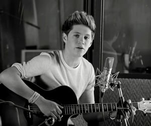 little things, one direction, and niall horan image