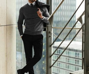 accessories, black, and business image
