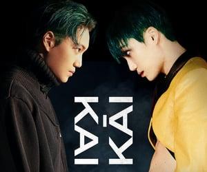exo, obsession, and kai image