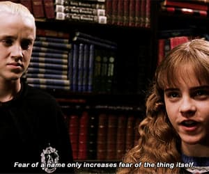 gif, dramione, and harry potter image