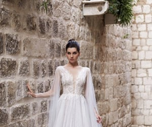 bridal, Couture, and evening gown image