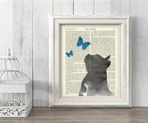 book page, library art, and print wall art image