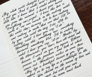 etsy, handwritten letters, and confession letters image