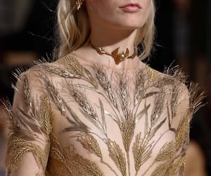 fashion, Valentino, and Hanne Gaby Odiele image