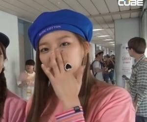 yeeun, clc, and clc lq image