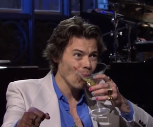 meme, reaction, and Harry Styles image