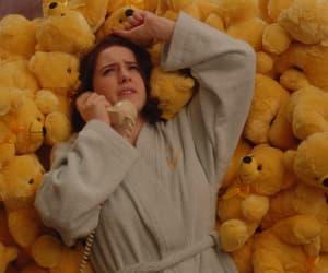 yellow, rachel brosnahan, and marvelous mrs maisel image