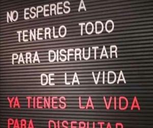 frase, vida, and todo image