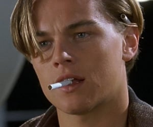 leonardo dicaprio, titanic, and boy image