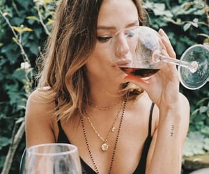 chic, drinks, and summer image