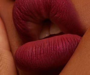 beauty, burgundy, and closeup image