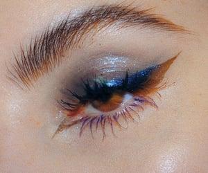 cosmetics, eyes, and eyeshadow image