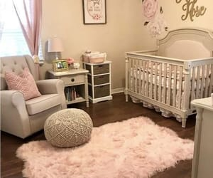 baby, baby girl, and home image
