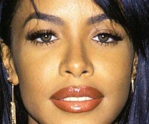 aaliyah, beauty, and r.i.p image