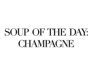 quotes, champagne, and life image