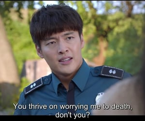 Korean Drama, kdrama, and when the camellia blooms image