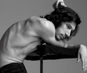 adam driver, star wars, and kylo ren image